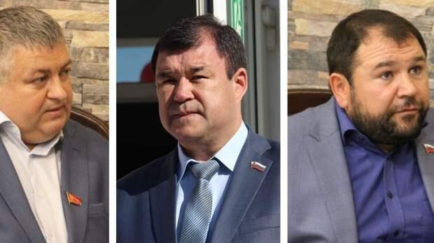 Орские коммунисты написали заявление в полицию на депутата Заксоба