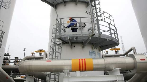 «Турецкий поток» приостановил прокачку газа на период техобслуживания