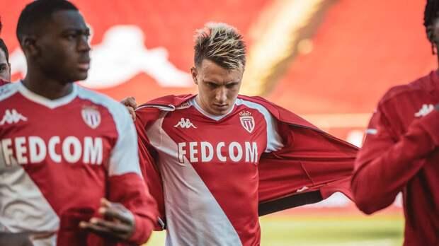 Голевая передача Головина помогла «Монако» разгромить «Сент-Этьен»