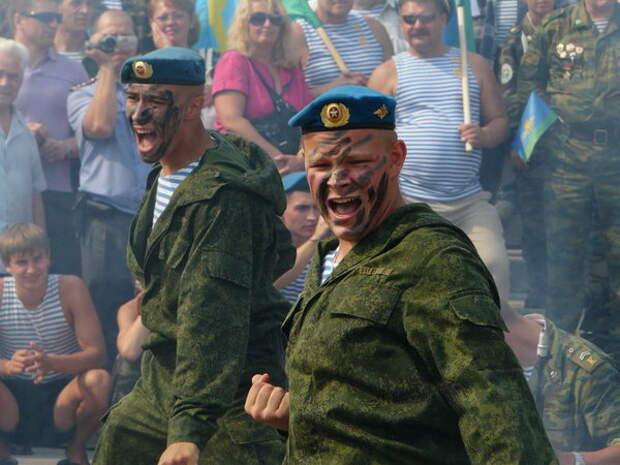 Американский спецназ глазами русского