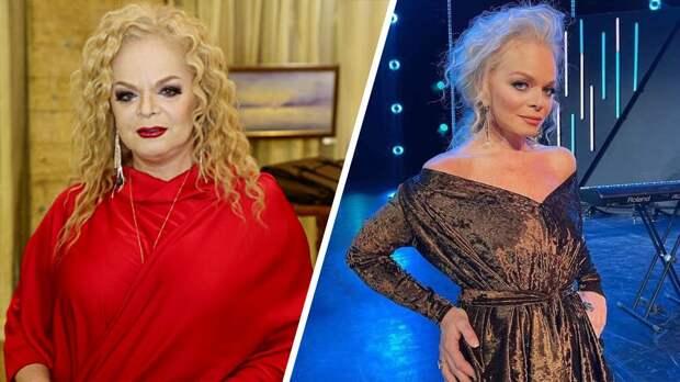 Как Лариса Долина похудела на 20 кг за полгода: диета 65-летней певицы