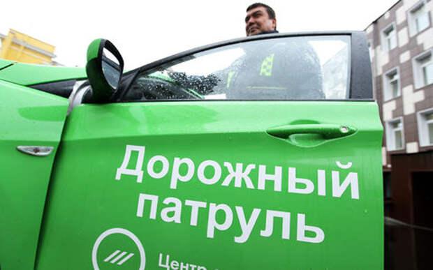 «Дорожный патруль» Москвы обзавелся пикапами и квадрокоптерами