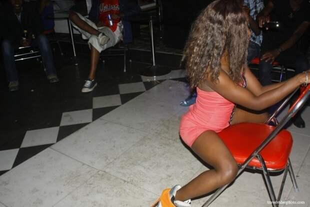 Топ 7 Африканских дискотек и девушек на них