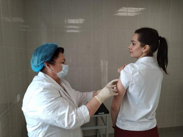 Пошаговая инструкция вакцинации работников