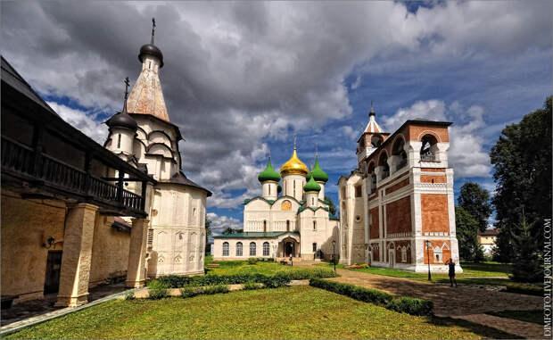 Спасо-Преображенский собор в Спасо-Евфимиевском монастыре