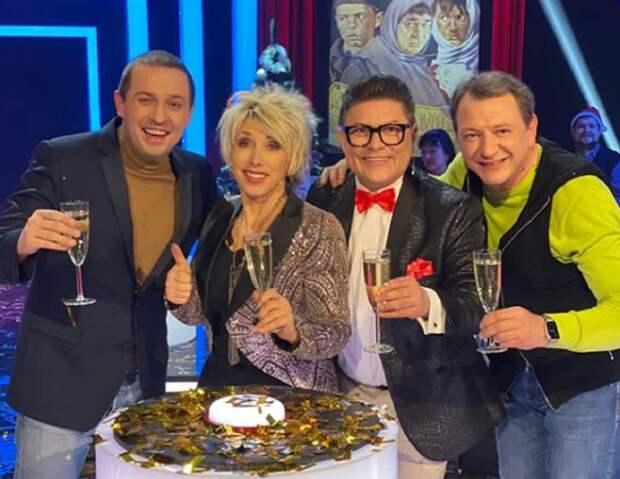 Елена Воробей призвала власти дать артистам льготы на продукты