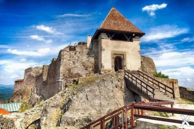 Башня замка Вышеград, Венгрия