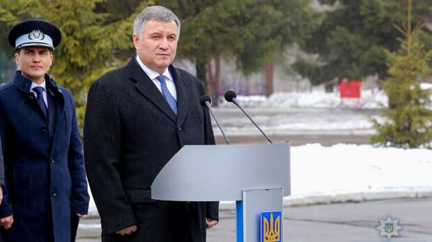 Аваков во главе МВД. Фото Нацполиции