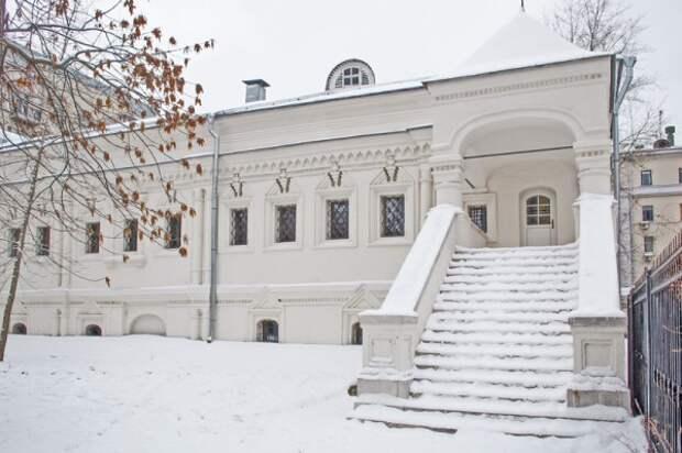 Как дом 17 века нашли внутри дома 19 века