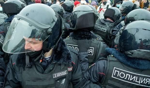 Прокуратура Москвы предостерегла от участия в незаконных митингах