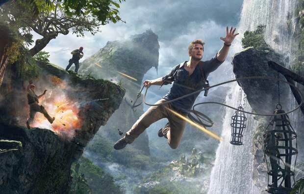 Коронавирус помешал съёмкам экранизации игры Uncharted