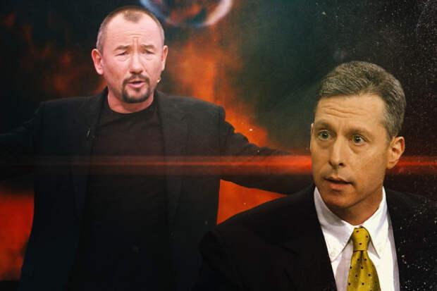 Майкл Бом рассказал о конфликте с Шейниным в эфире ТВ: Человек служил родине, это вызывает уважение