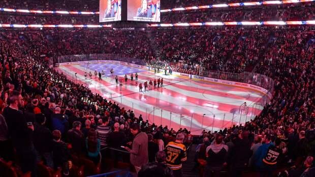 Источник: на Олимпиаде-2022 используют североамериканский размер хоккейной площадки