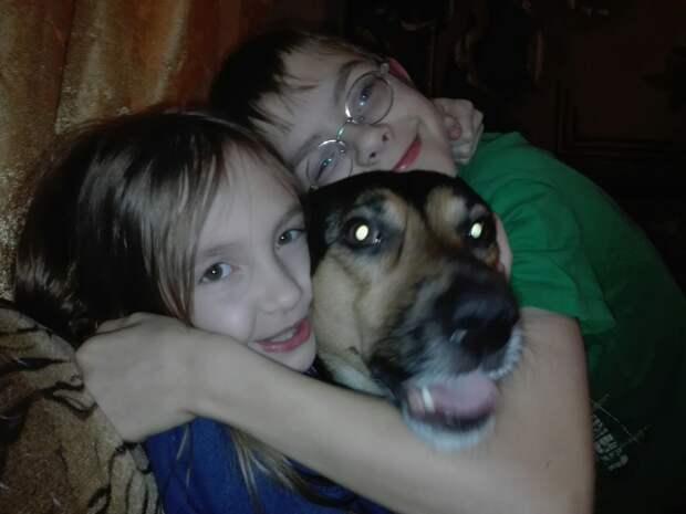 Дважды щенка сдавали в приют. После аварии у крохи были проблемы с мочеиспусканием и никто не хотел с ним возиться