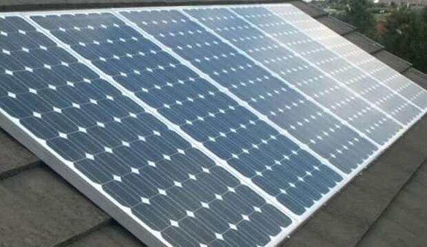 Солнечная батарея Россети