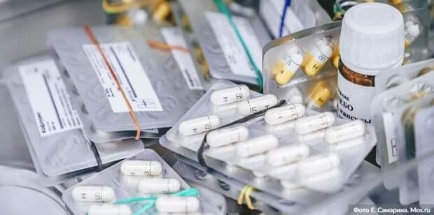 Ракова: получить лекарства в московских аптеках можно по QR-коду