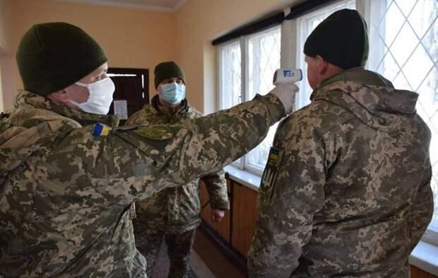 В рядах ВСУ 42 новых заражения коронавирусом