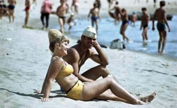 Пляжная мода Советского Союза