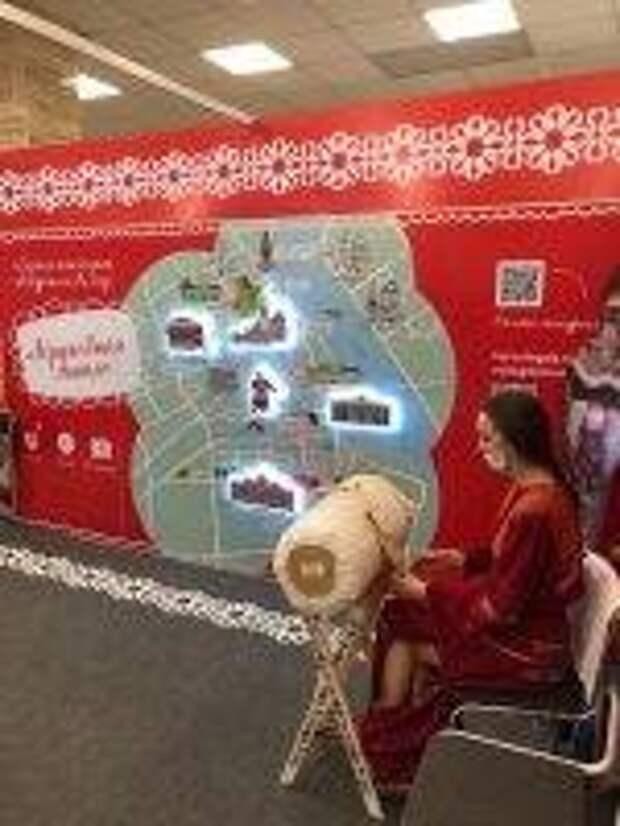 В Вологде презентовали туристический проект «Кружевная линия»