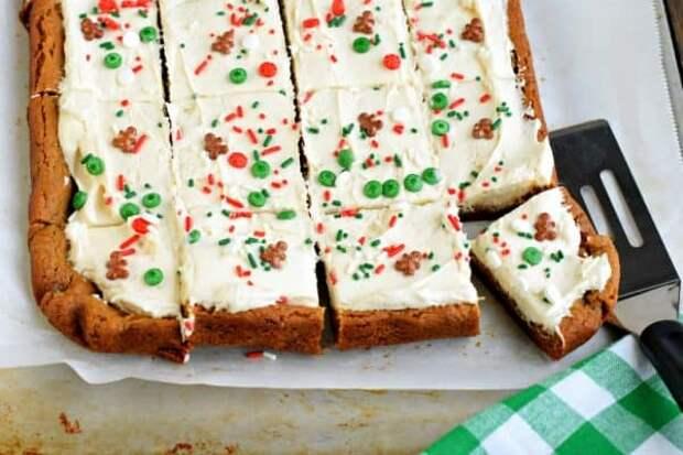 Легкое в приготовлении новогоднее лакомство для создания праздничного настроения