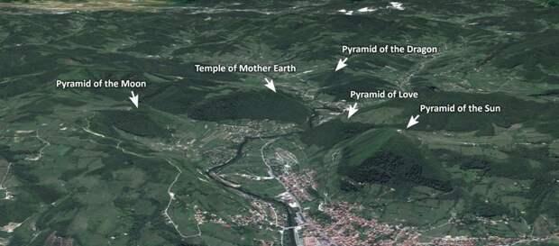 Боснийские пирамиды - вдвое старше и в несколько раз больше египетских аномалия, загадка, история, необъяснимо, открытие, секрет, тайна