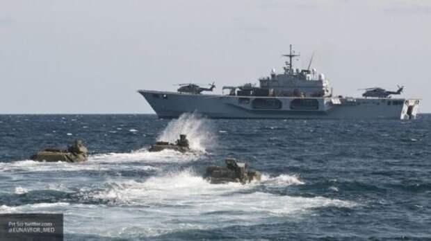 Атаман: США строят в Греции военную базу для борьбы с Турцией и Россией