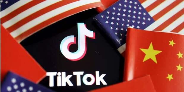 TikTok обжаловал в суде указ Трампа