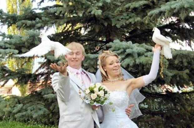 30 свадеб, которые неминуемо закончатся разводом