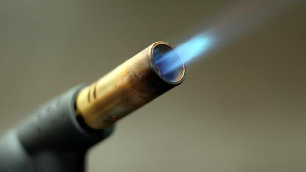 Ученые Института теплофизики в Новосибирске создали экологичную горелку для сжигания масел