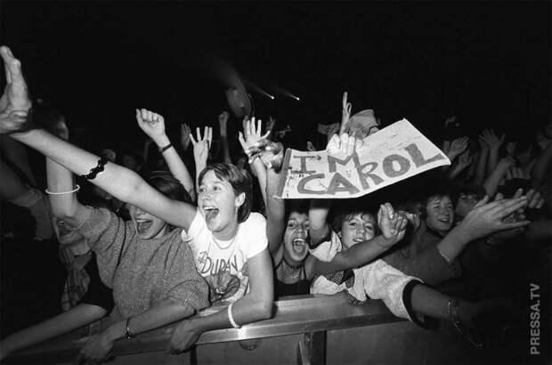 На грани истерии... Фанаты на поп-концертах 60-70-х годов