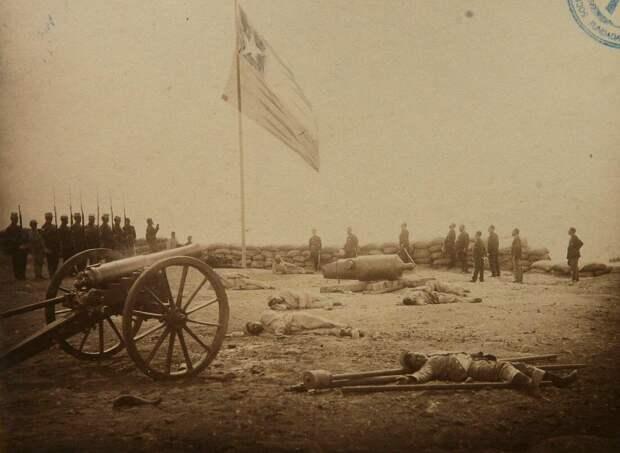 Чилийские войска в 1880 году