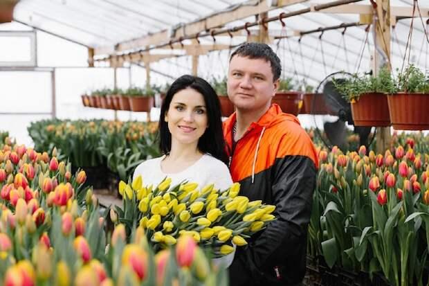 Любовь к цветам окончательно решила вопрос переезда из города в село