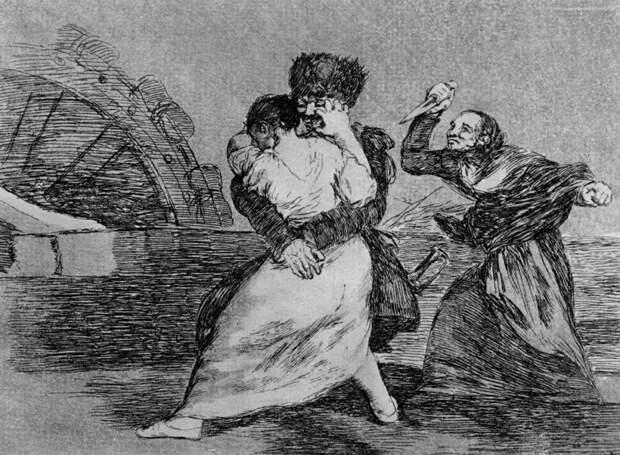 Женские поединки наножах: почему женщины вразные эпохи брались захолодное оружие