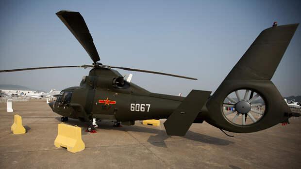 Ударный вертолет Z-19, КНР