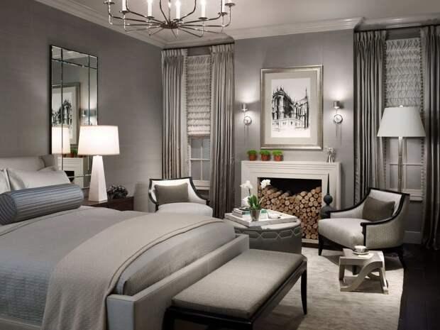 Важность выбора цвета для спальни