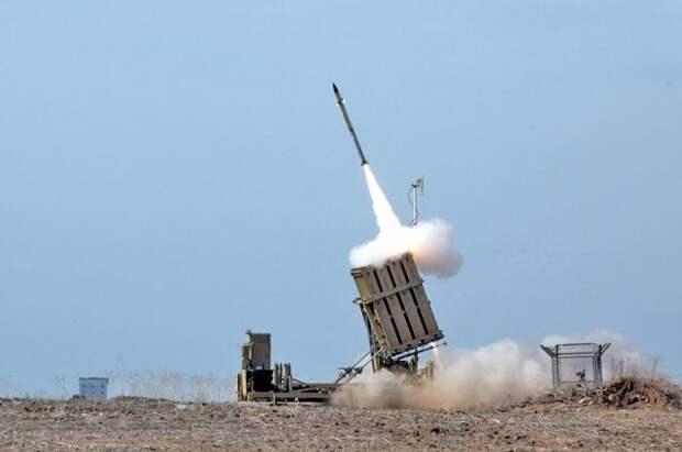 Израильские военные сообщили об очередном пуске ракет из сектора Газа