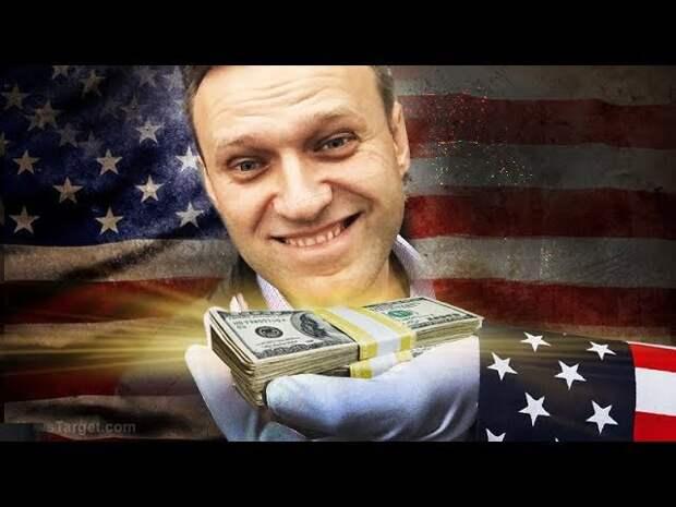 Эксперт рассказал, что хочет ЦРУ от Навального