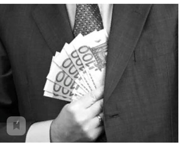 Новые меры по борьбе с коррупцией усилят воровство на Украине