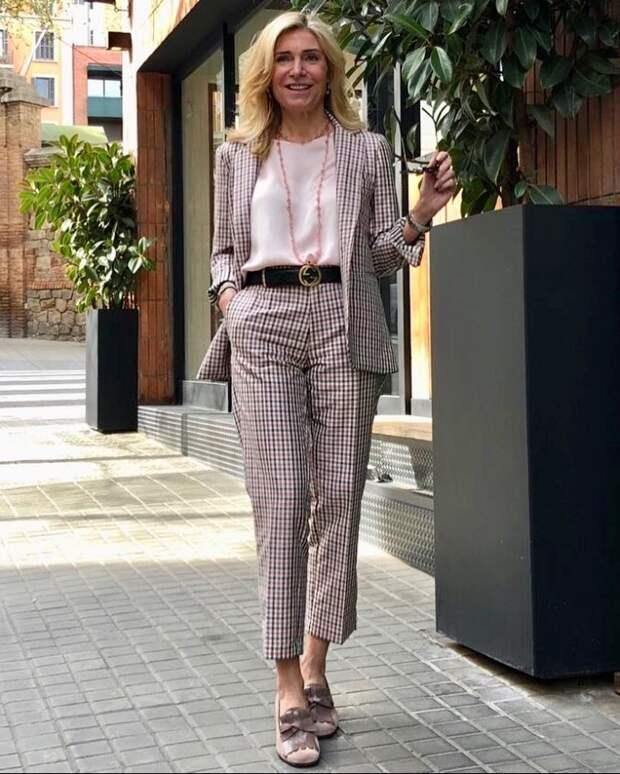 Осенний гардероб минималиста для женщин 50+