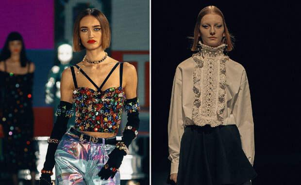 Неделя моды в Милане: яркие цвета и эксцентричные узоры будут доминировать осенью 2021 года