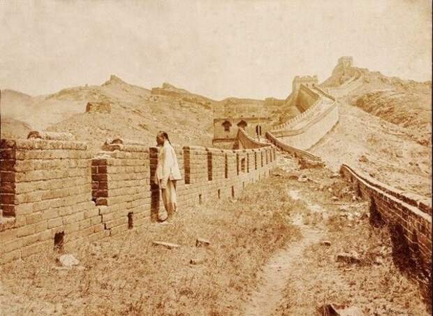 Великая стена, ок. 1880-е годы