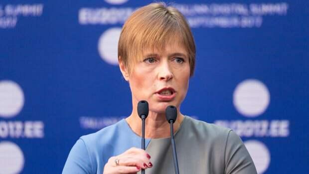 Президент Эстонии выразила надежду на высылку российских дипломатов из Европы