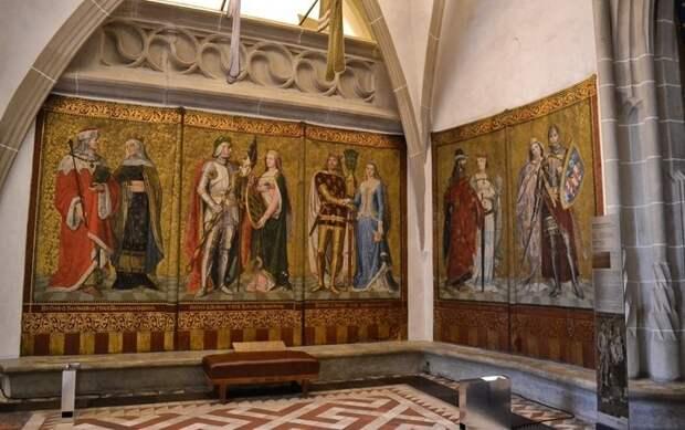 Как в Средние века отапливали огромные замки, не имея газа и электроэнергии