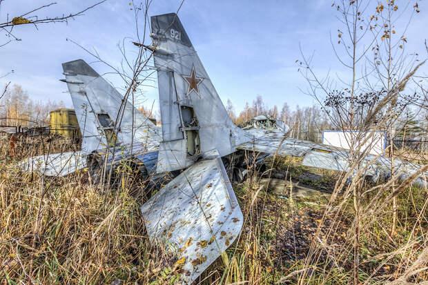 Все аэродромы на карте. Что было в #СССР и что осталось?