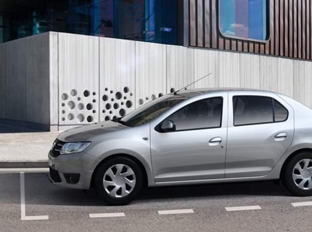 Три миллиона автомобилей Dacia продали в Европе