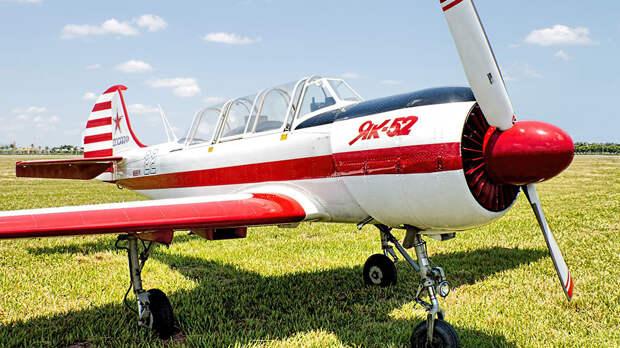 Як-52: лучший советский учебно-тренировочный самолет
