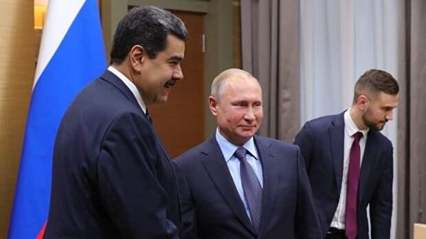 «Самая полезная встреча за всю мою карьеру», — Мадуро о встрече с Путиным