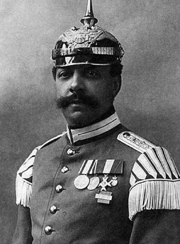 Август Сабек-эль-Чер,1908 г.