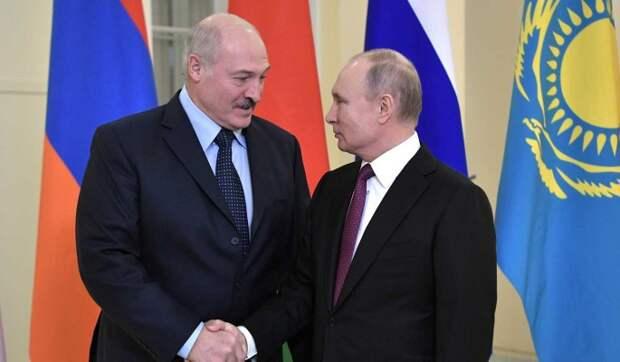 Пойдет ли Лукашенко на интеграцию с Россией в 2021 году