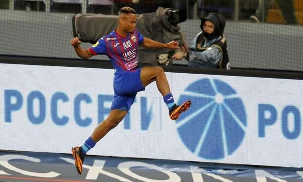 Новичок ЦСКА Эджуке попал в число 20 самых быстрых игроков в мире в FIFA 21